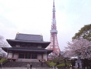 芝公園増上寺