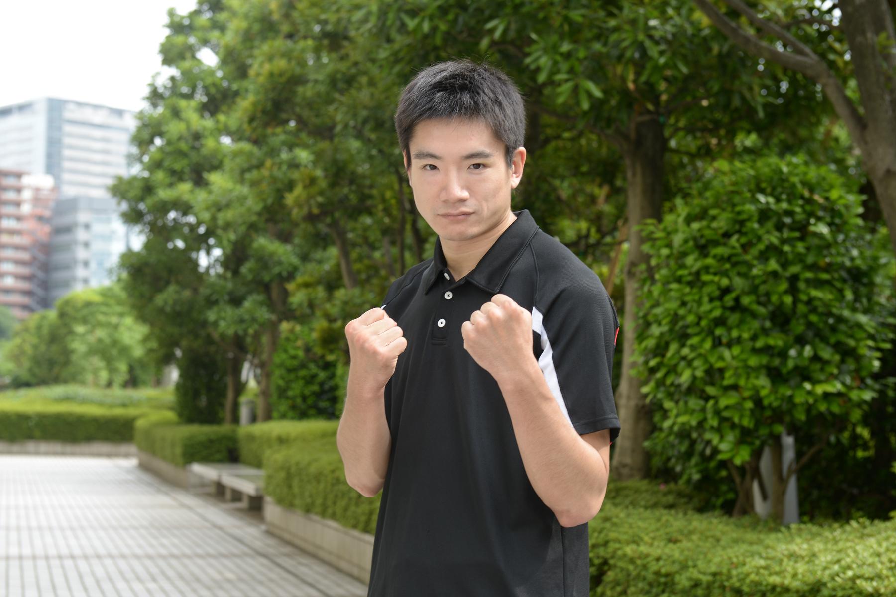 竹川光一郎選手(大)