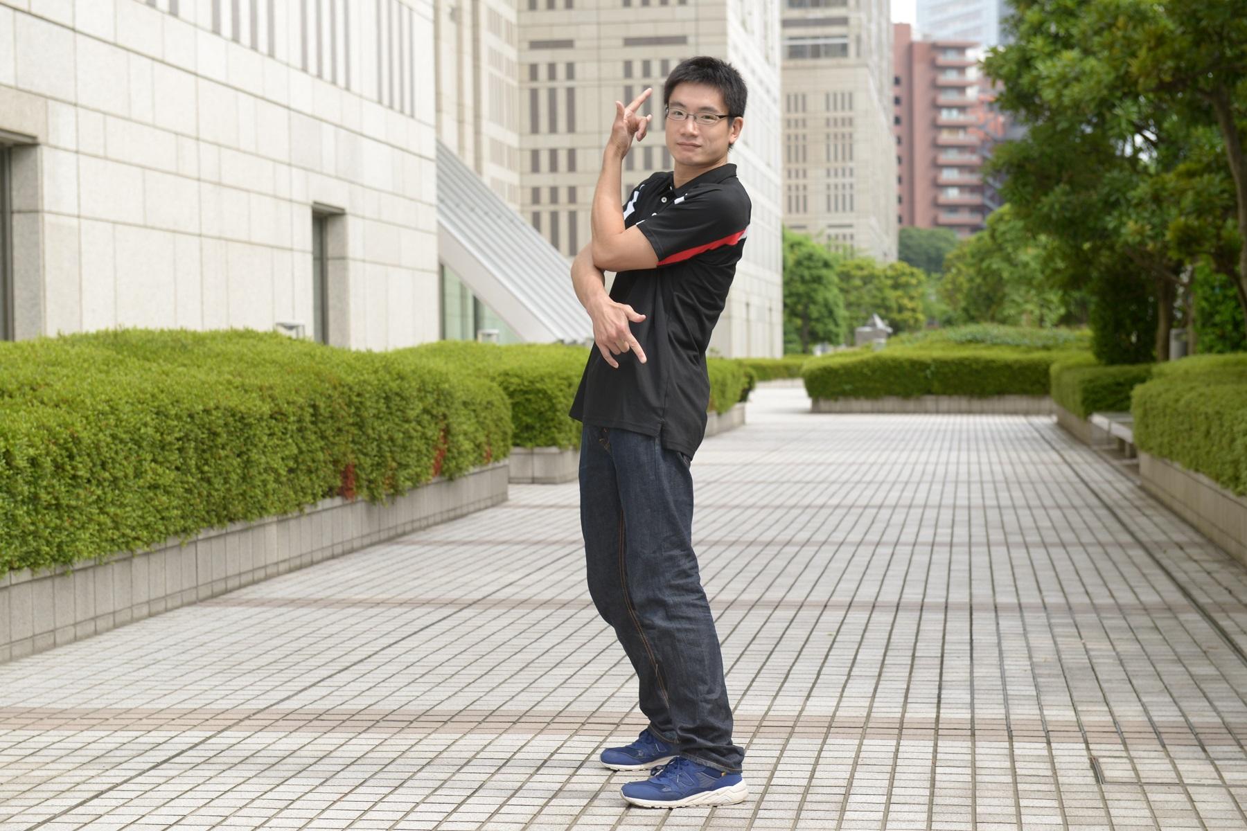 竹川選手キラークイーン