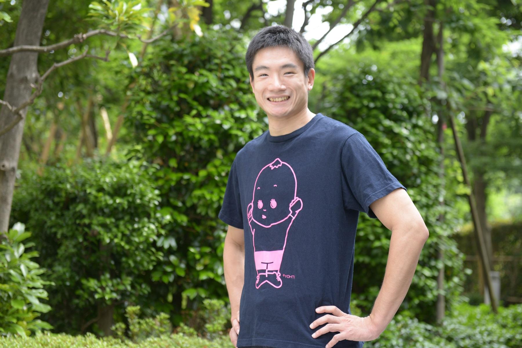 竹川光一郎選手2-1