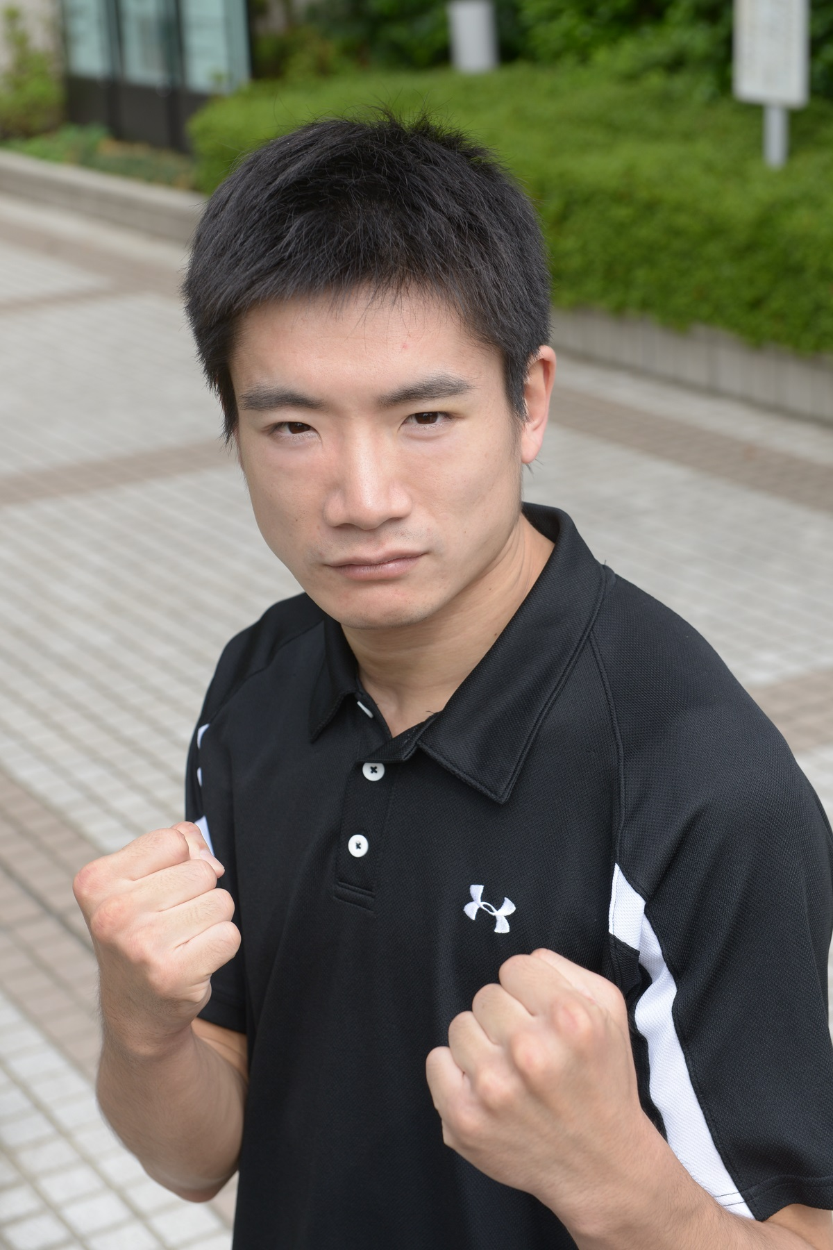 竹川選手2-3